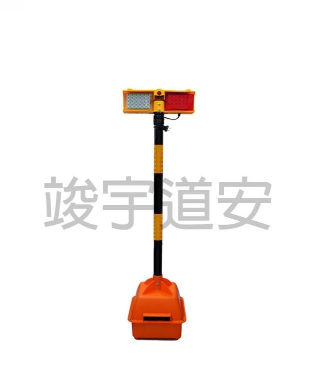 爆閃燈-太陽能爆閃燈-鋼管底座型/兩用型 1