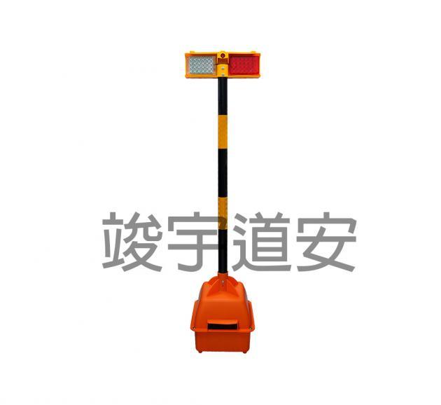 爆閃燈-太陽能爆閃燈-鋼管底座型/一體式 1